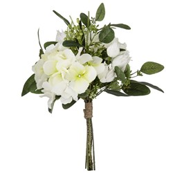 Hydrangea Mix Bouquet White