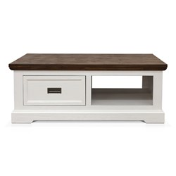 Aspen Two Tone Coffee Table