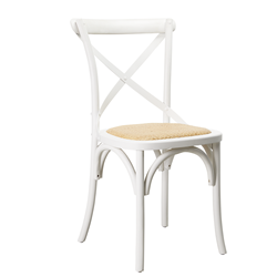 Avoca White Dining Chair