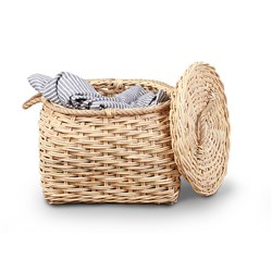 Dewi Natural Belly Basket