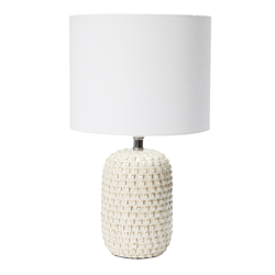 Archer White Lamp