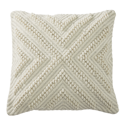 Pearl White Cushion