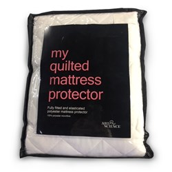 Quilted Double Mattress Protector